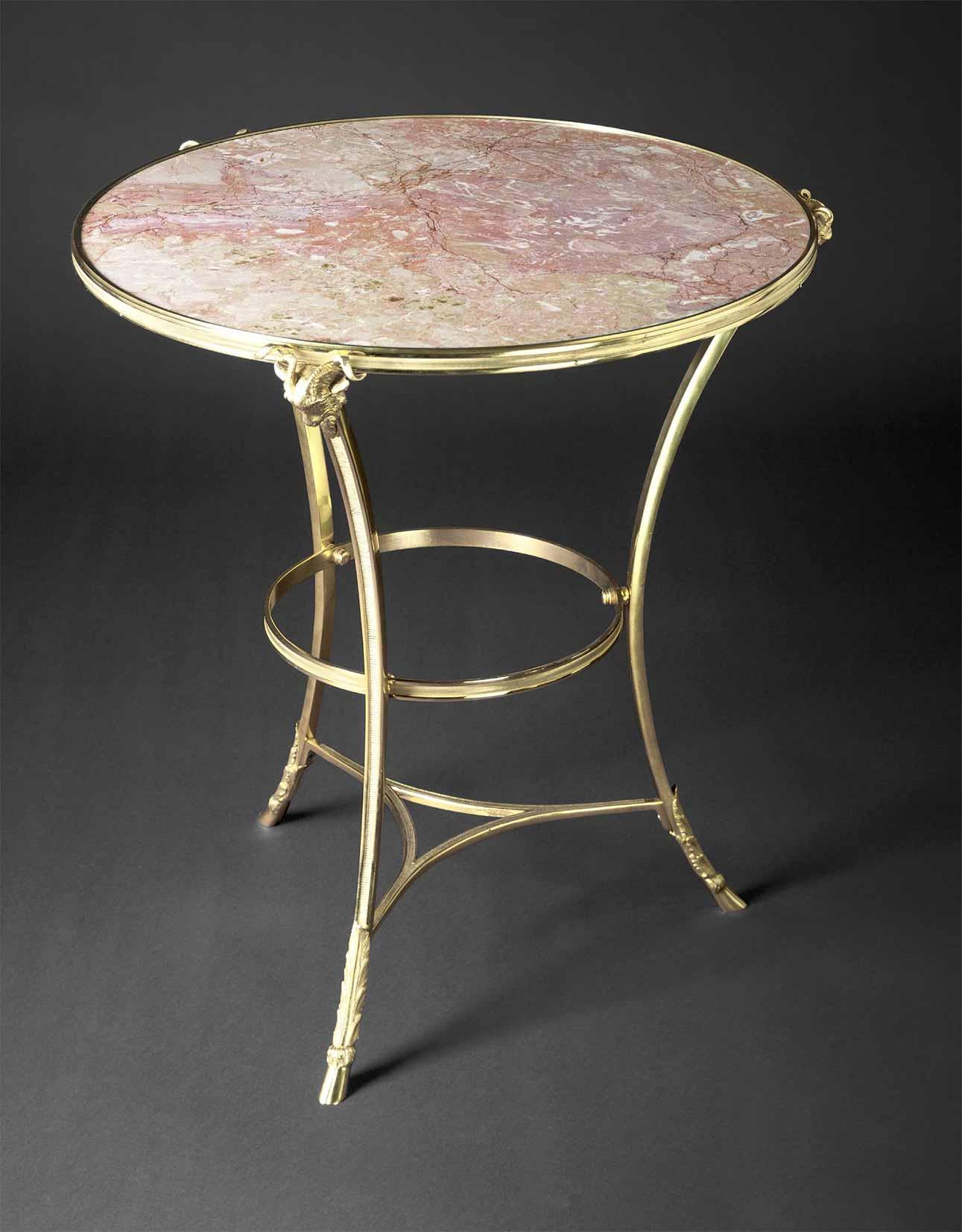 Guéridons & tables - 13360B