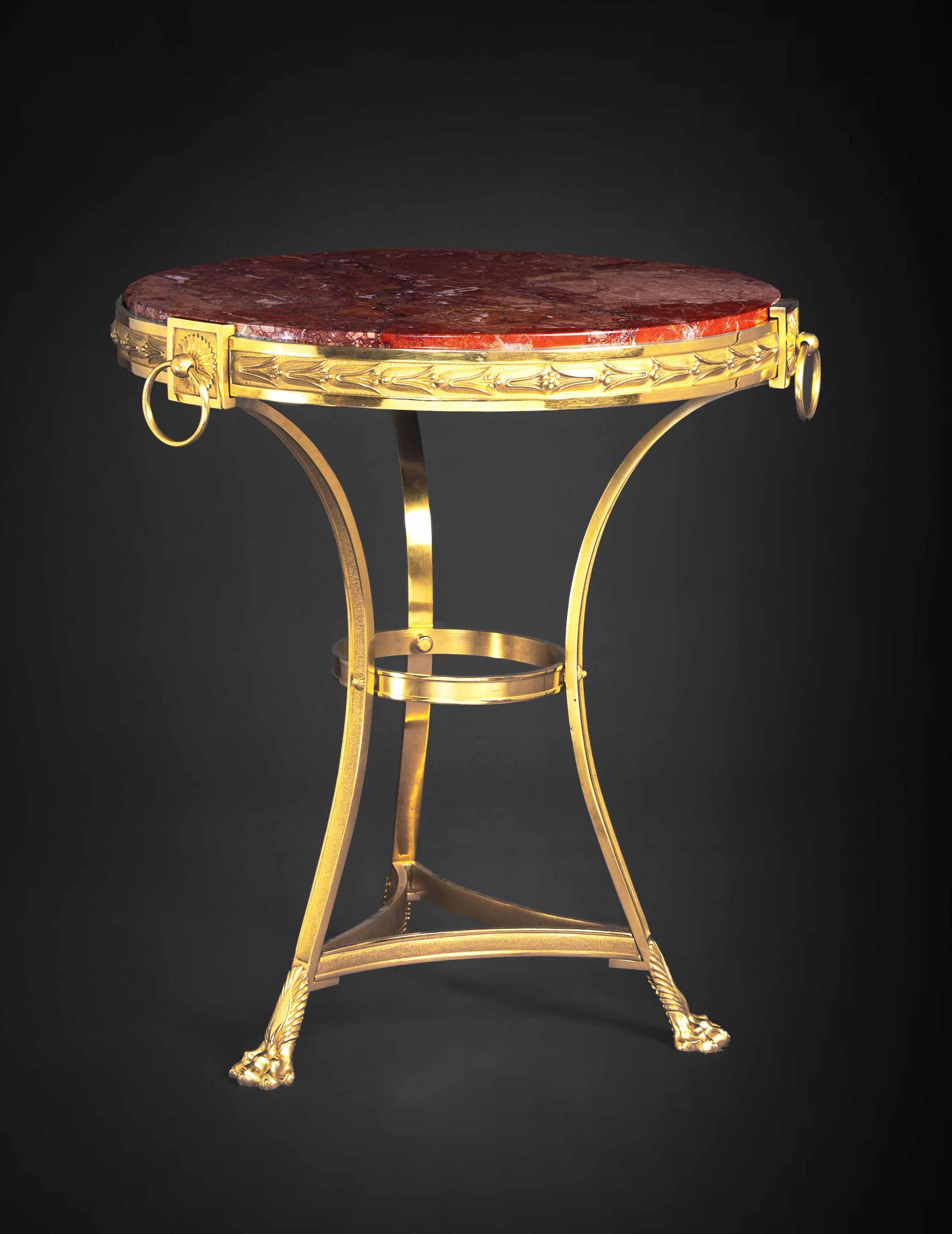 Guéridons & tables - 13452