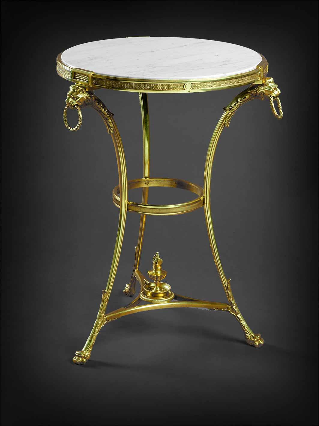 Guéridons & tables - 13459B