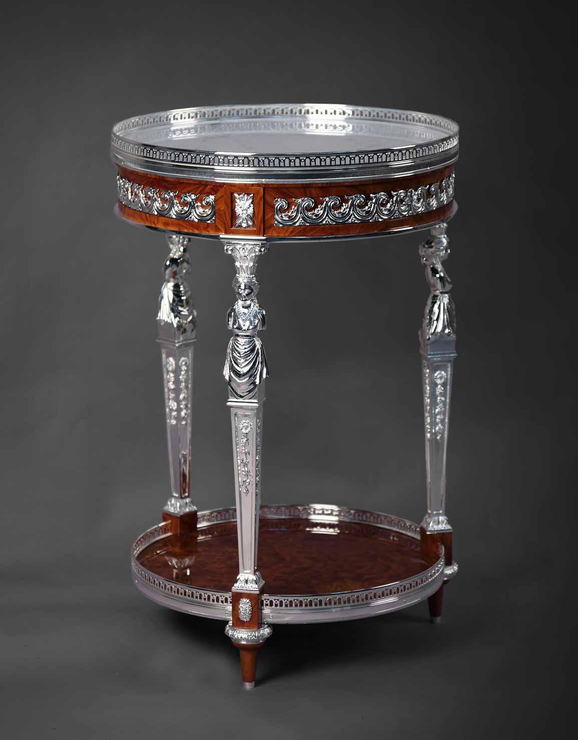Guéridons & tables - 13792B