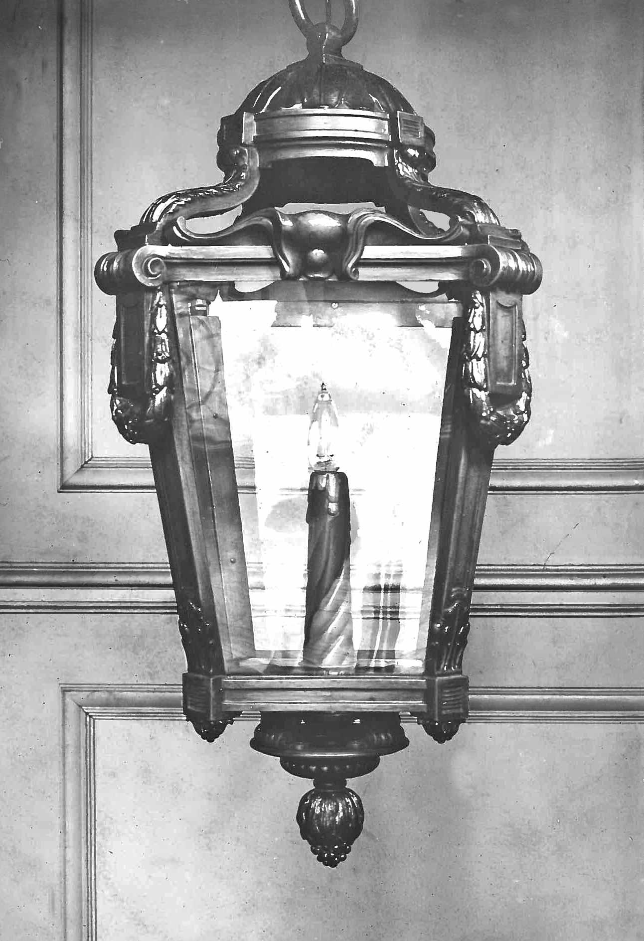 Lanternes Extérieures - 1229