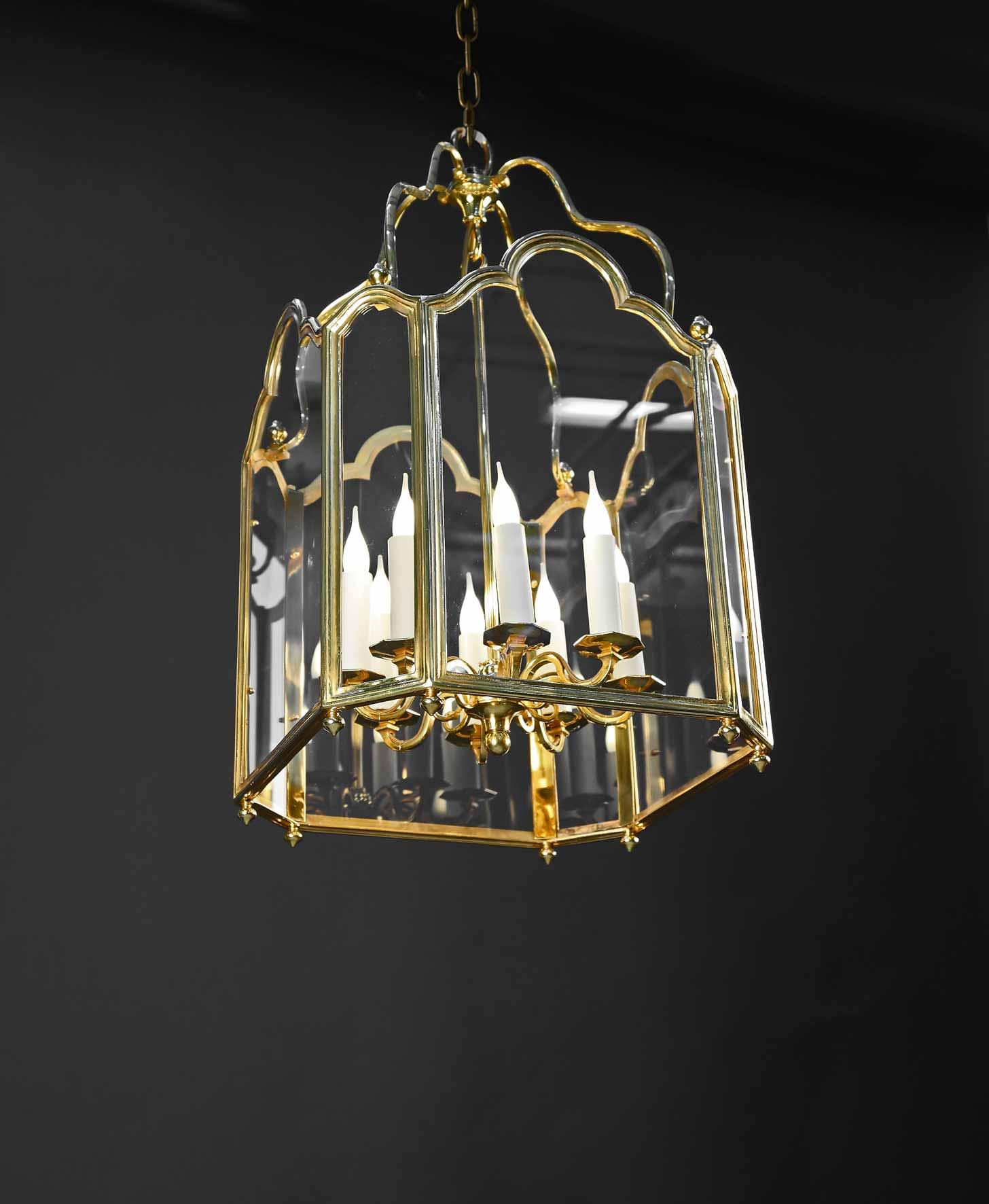 Lanternes & demi-lanternes - 12869B
