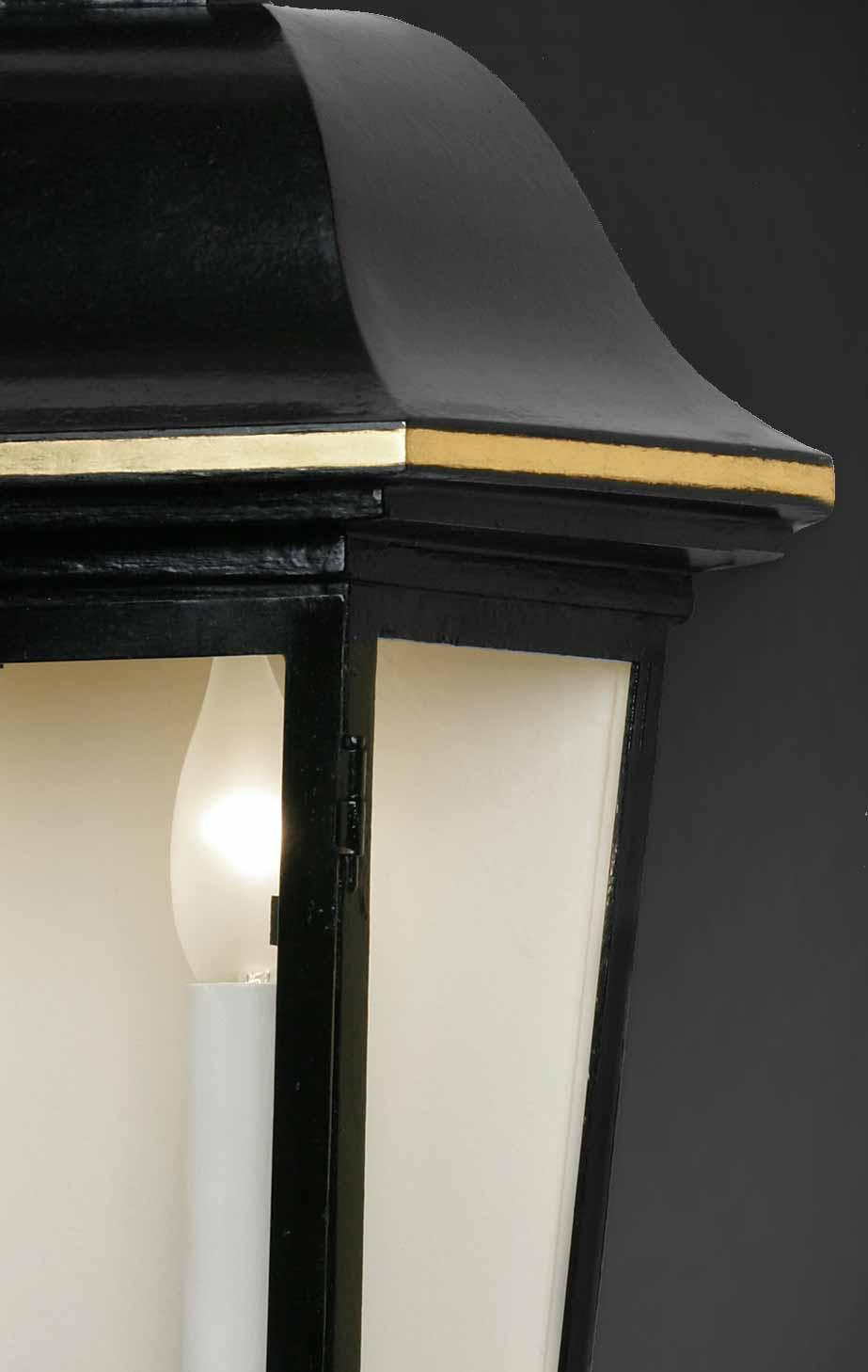 Demi-lanternes extérieures - 12972